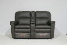 2019-62 Thomas Payne Reclining Wallhugger Theater Seating - Danmaer Chestnut