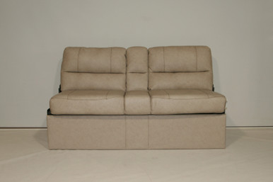 J854-60 Jackknife Sofa - Grambling Doeskin