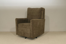 2608 Swivel rocker - Ruppert Mocha