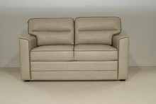 """801-62"""" Trifold Sofa Sleeper - cassie Alabaster ( special Purchase!)"""