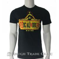 $ocial Worker T-shirt - JSILVERLAKE