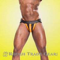 Magnitude NEON Leather Jockstrap - Rough Trade Gear