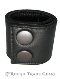 Leather Snap Ballstretcher (8 sizes!) - Rough Trade Gear