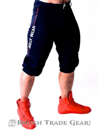 Vintage Sport Short NAVY - Bully Wear