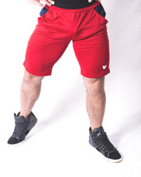 2Skin Shorts RED - Bully Wear
