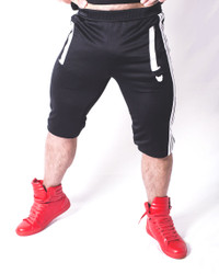 Hugger Shorts BLACK - Bully Wear