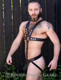 Brawny Leather Harness - RTG