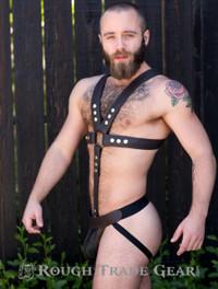 Brawny Leather Harness - RTG