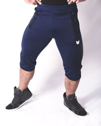 Hugger Shorts NAVY - Bully Wear