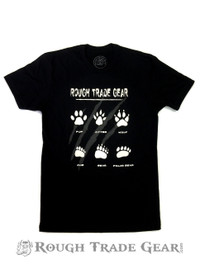 Claw Paws T-shirt - Rough Trade Gear