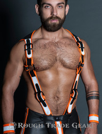 Endurance Hazard NEON - Neoprene Harness