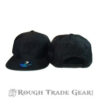 Nylon Snapback PIG Cap - Rough Trade Gear