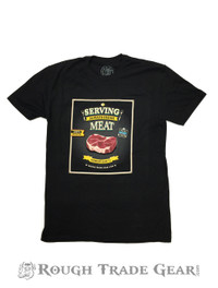 Serving Meat T-Shirt - Rough Trade Gear