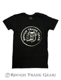 RTG White Logo T-Shirt - Rough Trade Gear