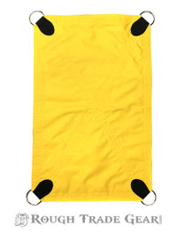 Sling Reversible Twill Seat YELLOW/BLACK - Rough Trade Gear