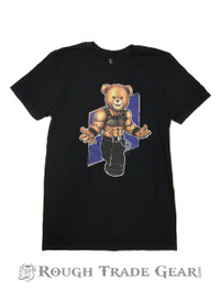 Leather Harness Eddi Bear T-Shirt - Bearded Shirts