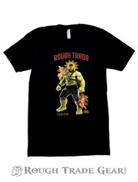 Rough Trade Hulk T-Shirt - Rough Trade Gear