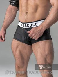 Fetish Trunks Detachable Cod CLOSED BACK - Maskulo