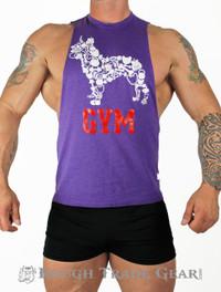 Gym Crew Sleeveless - Bully Wear