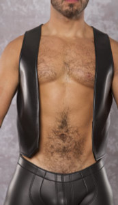 Bar - Leather Vest