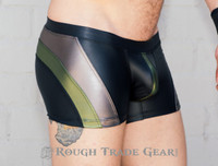 Metallic Fetish Trunk GREEN- Rough Trade Gear