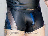 Metallic Fetish Trunk BLUE - Rough Trade Gear