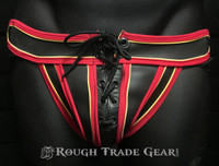 In-Zone Action Lace-Up Neoprene Jock - Rough Trade Gear