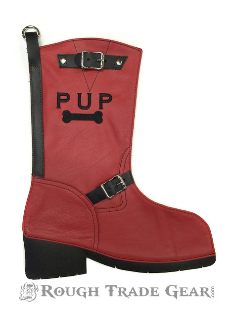 Pup (red)