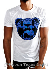 Blue Balls Bear T-Shirt - Victor H