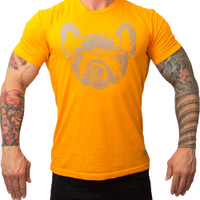 Bully Logo Orange T-Shirt - Bullywear