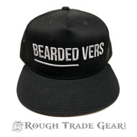 Bearded Vers Mesh Snapback Cap - Bearded Top