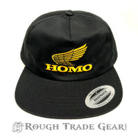 Homo Motors Snapback Cap - Lockwood51
