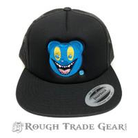 Blue Bear Mesh Snapback Cap - Victor H