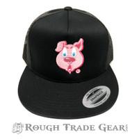 Pig Mesh Snapback Cap - Victor H