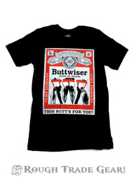 Buttwiser T-Shirt - Lockwood51