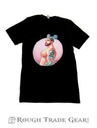 Ariel Tat Stud T-shirt - Huntees