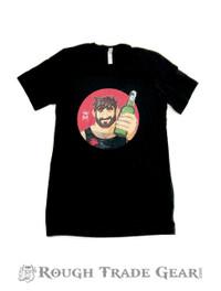 Beer Bear T-Shirt BLACK - Bobo Bear