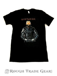 Leather Superman T-Shirt - MLAGIRDAM
