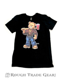 Lumberjack Eddi Bear T-Shirt - Bearded Shirts