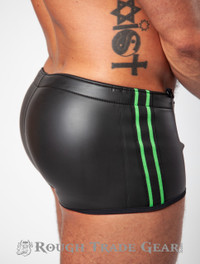 Sport Racer Neoprene Shorts - Rough Trade Gear