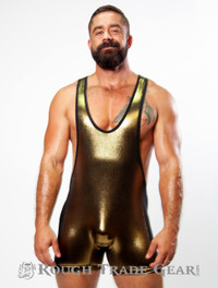 Liquid Gold Singlet - Rough Trade Gear