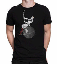 Wrecking Star T-shirt - Andrew Ahern