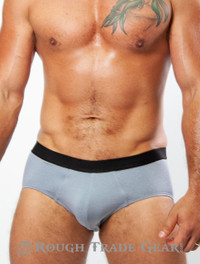XXXplicit Cotton Elastic Brief - Rough Trade Gear