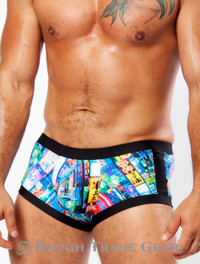 Nightlife SwimTrunk - RTG