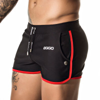 Gigo Black/Red Shorts - GIGO