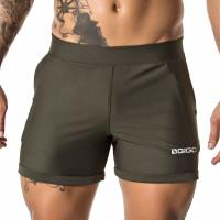 GIGO Basic Shorts (OLIVE) - GIGO