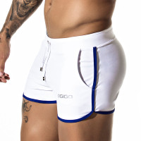 Gigo White/Blue Shorts - GIGO