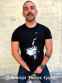 Smoke Out | Inked Kenny T-shirt - Rough Trade Gear