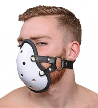 Musk Athletic Cup Muzzle - Master Series