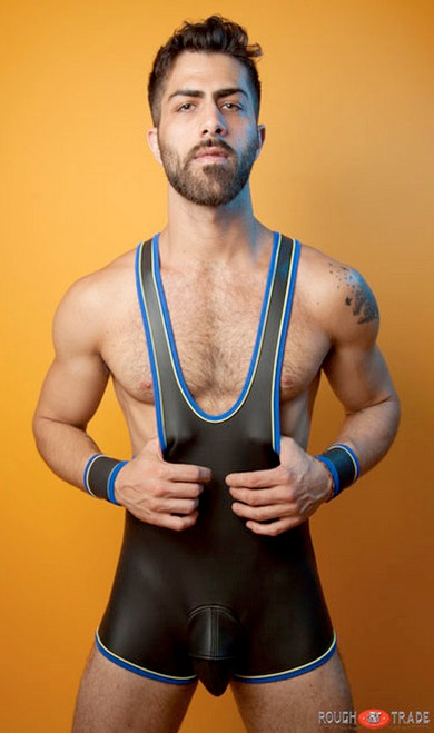 Granby Action - Neoprene Singlet - Rough Trade Gear